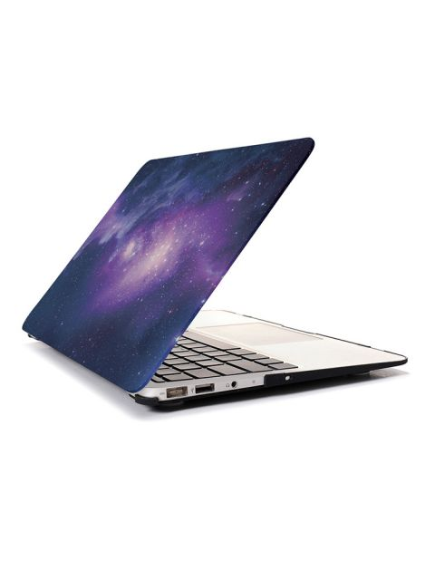 Emobik Matte Hard Galaxy Printed Case for New Apple Macbook Pro with/without Touchbar
