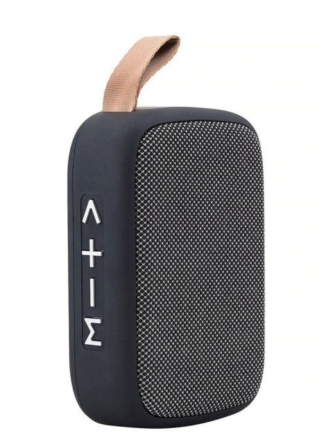 Emobik SoundPure Mini Bluetooth Speaker(Grey)
