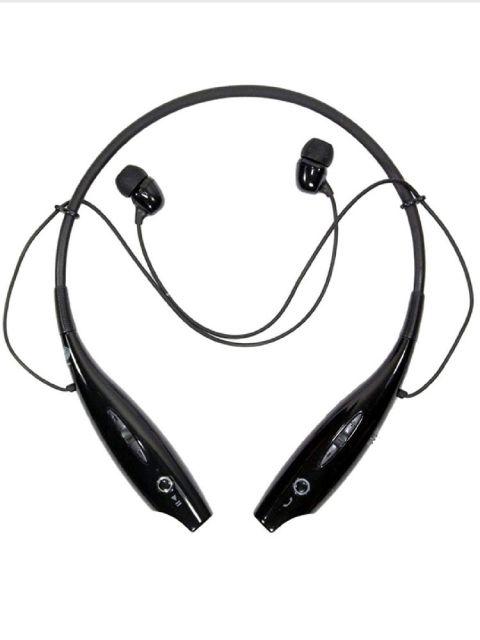 Emobik Music & Talking Bluetooth Neckband Wireless Bluetooth Headset