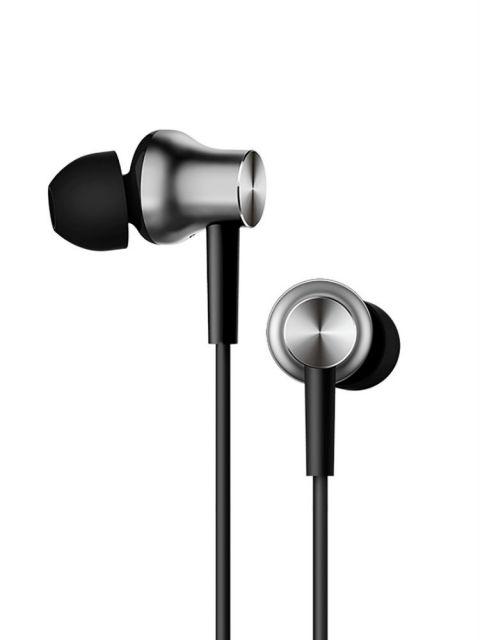 Emobik HQ Audio In Ear Style 3.5MM Earphone with Mic(Silver)