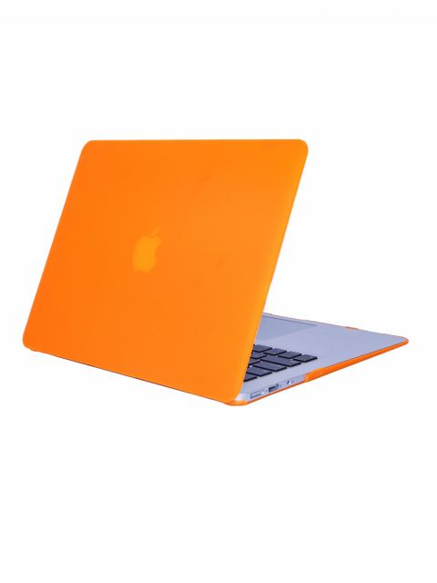 Emobik Matte Hard Orange Case for New Apple Macbook Pro with/without Touchbar