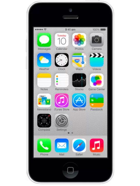 Apple iPhone 5C Emobik Screen Protector
