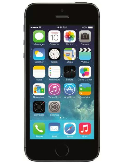 Apple iPhone 5S Emobik Screen Protector