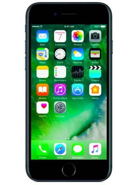 Apple iPhone 7 Plus Emobik Screen Protector Black