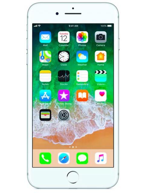 Apple iPhone 7 Plus Emobik Screen Protector White