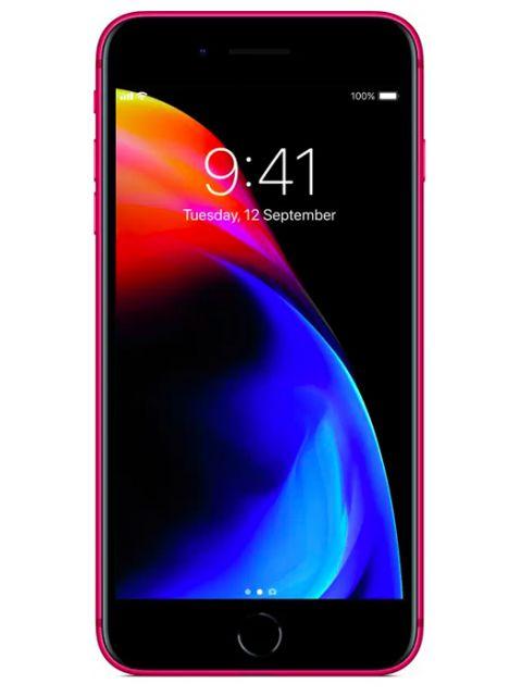 Apple iPhone 8 Plus Emobik Screen Protector Black