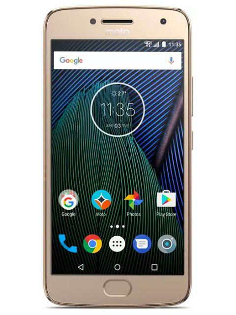 Motorola G5 Plus Emobik Screen Protector