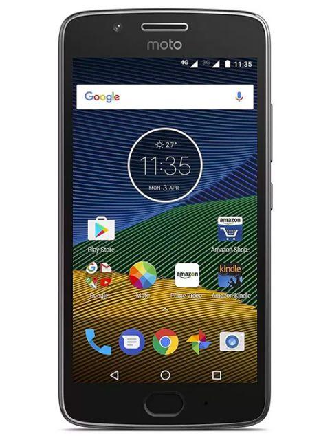 Motorola G5 Emobik Screen Protector