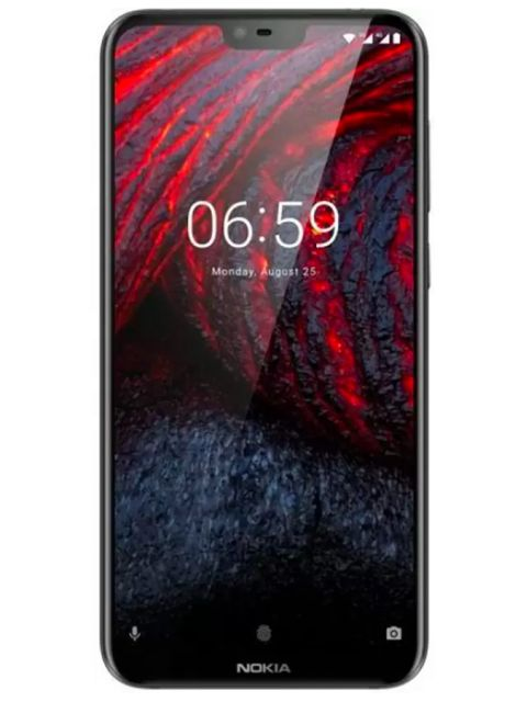 Nokia 6.1 Plus(X6) Emobik Screen Protector